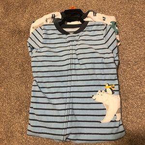Brand New Carter's 2T boys Pajamas